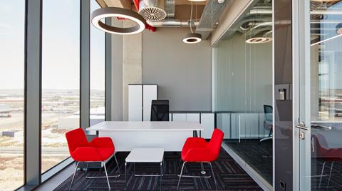 Tuna Ofis'ten Farklı Mekanlar İçin Özel Tasarlanan Mobilyalar