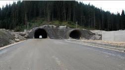 Ilgaz Tüneli 15 Aralık'ta Açılışa Hazır Olacak