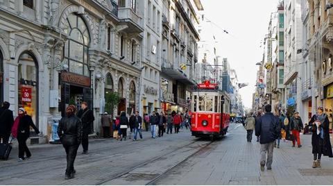 İstiklal Caddesi Dünya Devleriyle Yarışıyor!