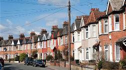 İngiltere'de Konut Fiyatları  Yüzde 6 Yükseldi!