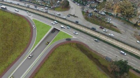 Şehrin İki Yakası Tünelle Bağlanıyor