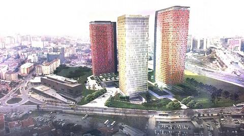 Şişli Belediyesi 4 Kule İnşaatını Durdurdu!