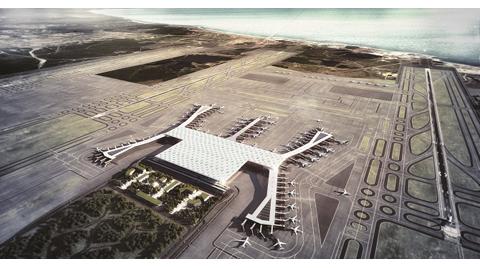 Yeni Havalimanına Taşınma Planı Başladı!