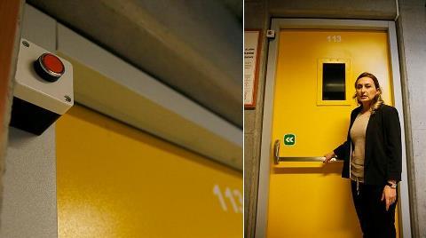 Okulların Acil Kapıları Yangın Anında Otomatik Açılacak