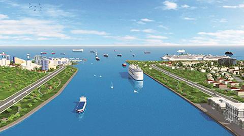 Kanal İstanbul'a Villa Tipi Konutlar Geliyor!