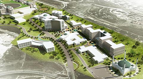 İkitelli Şehir Hastanesi'nin Detayları Belli Oldu!