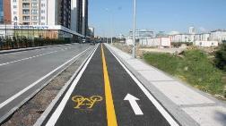 Beylikdüzü'ne Yeni Bisiklet Yolları Geliyor!