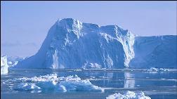 Eriyen Buzullar Küresel Su Seviyesini Artırıyor