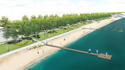 İznik Sahil Projesi Başladı