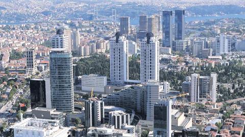 Yüksek Binalar İstanbul'un Havasını Bozuyor!