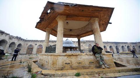 Kentin İncisi Muhteşem Yapı Enkaza Dönüştü!