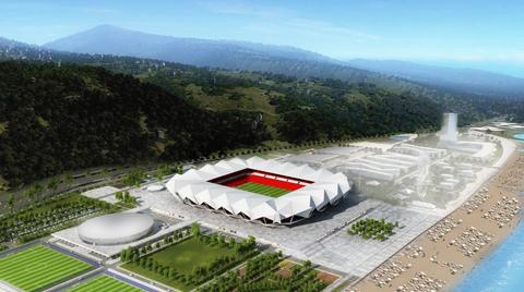 Akyazı Stadı İnşaatında Akılalmaz Hata!