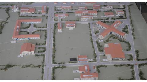 Isparta Kara Havacılık Okulu'nun İnşaatı Durdu