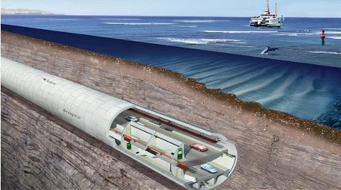 Avrasya Tüneli'ne 11 Gün Boyunca 'Özel Ücret'