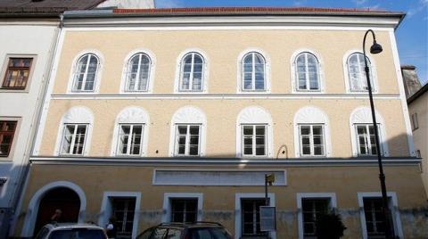 Avusturya Hükümeti Hitler'in Doğduğu Eve El Koyacak