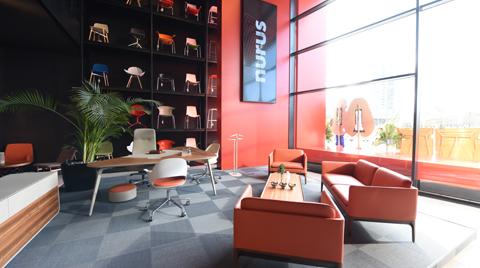 Nurus, Ankara'da Yeni Bir Mağaza Açtı