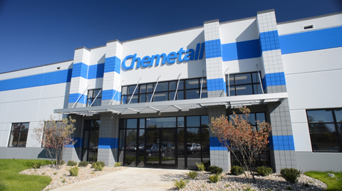 BASF, Chemetall'ı Satın Aldı
