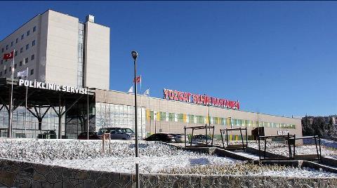 Yozgat Şehir Hastanesi Gün Sayıyor!