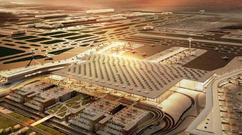 """""""3. Havalimanı'nda Yerli Mermer için Proje Değiştirildi"""""""