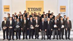 Türk Ytong 53. Yılını Kutladı