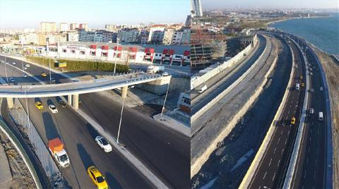 Avrasya Tüneli Açılışı Öncesi Son Çalışmalar