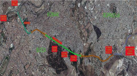İzmir Trafiğini Rahatlatacak Tünel