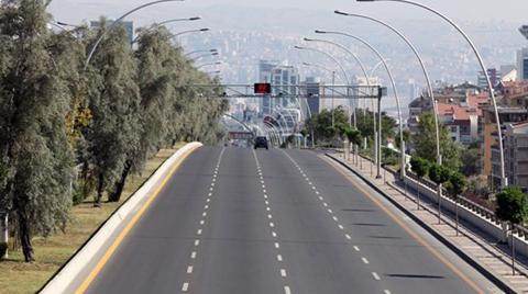 Ankara'ya 7 Yeni Yol Geliyor