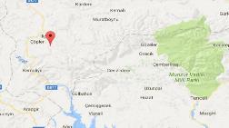 Erzincan'da Altın Madenine Durdurma