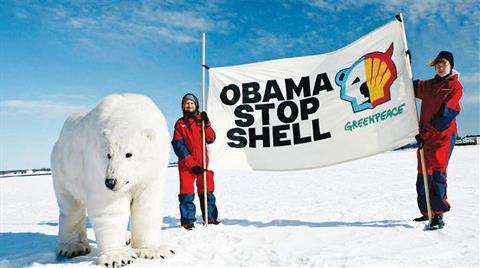 Kuzey Kutbu'nda Petrol Aramaya Süresiz Yasak