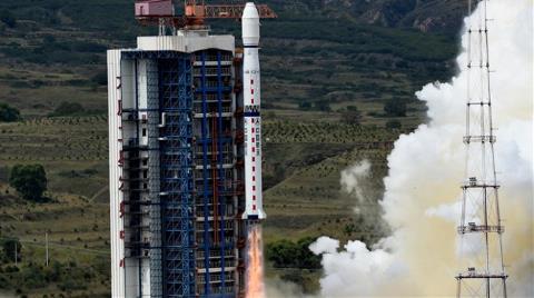 Çin Karbon Emisyonu İzleme Uydusu Fırlattı
