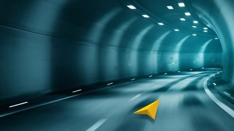 Avrasya Tüneli Yandex Navigasyon ve Haritalarda