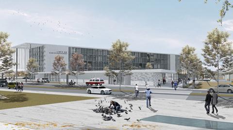 İzmir Büyükşehir Belediyesi Ulaşım Entegrasyon Merkezi Proje Yarışması Sonuçlandı