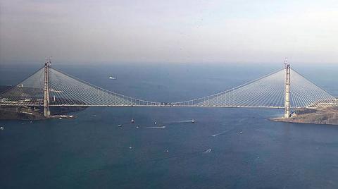 3.Köprü Kışa Hazır!