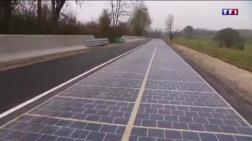 Bu Yol Elektrik Üretiyor!