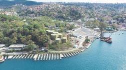 """""""Denizi Doldurarak Boğazdaki Ekosistemi Bozuyoruz"""""""