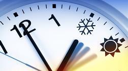 Hükümetten Yaz Saati Açıklaması