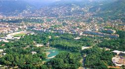 Bursa Büyükşehir Belediyesi Düğmeye Bastı