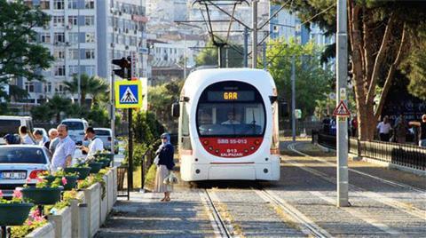 Diyarbakır'a Raylı Sistem Geliyor