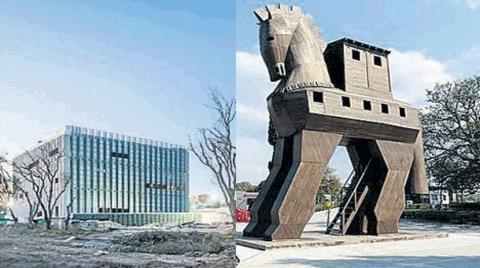 Çanakkale Troya Müzesi'nde Sona Gelindi!