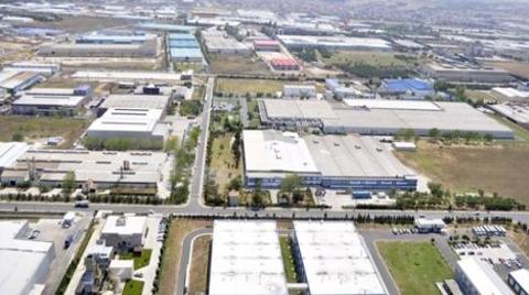 Çerkezköy'deki Fabrikalarda Üretim Durdu