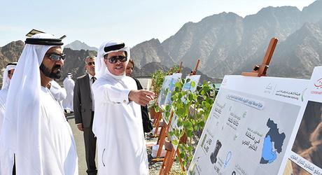 Dubai 250 MW Gücünde HES İnşa Edecek