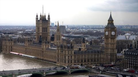 İngiltere'de İnşaat Büyümesi En Yükseğe Ulaştı