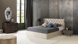 Tuna Ev'den Yatak Odalarına Minimal Dokunuş