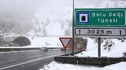 Bolu Dağı Tüneli'nden 12 Milyon Araç Geçti