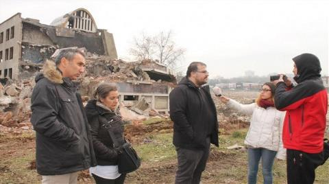 Türkiye'nin İlk Çamaşır Makinası Fabrikası'nın Binası Artık Yok!