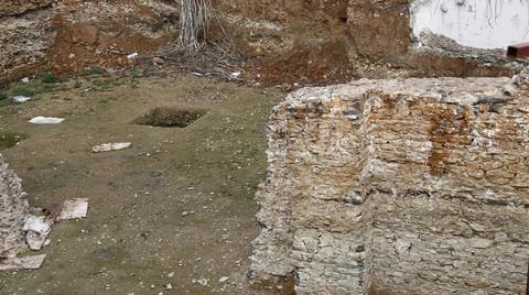 Kadıköy'de İnşaat Kazısında Tarihi Eser Bulundu