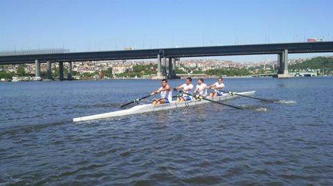 Haliç'e Su Sporları Merkezi Kurulacak!