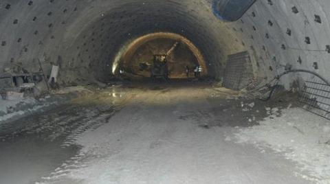 Honaz Dağı Tüneli'nde İş Cinayeti