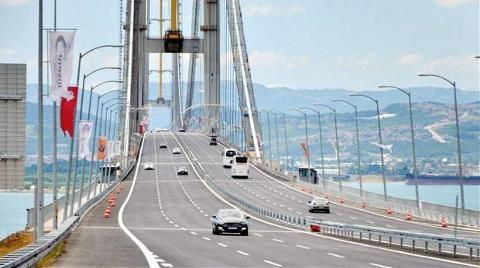 Osmangazi Köprüsü'nde İndirim Tahkim'e Gidiyor