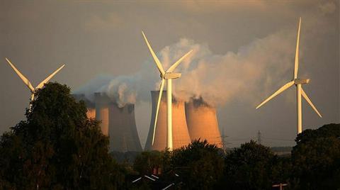 İngiltere'de Rüzgar Enerjisi İlk Kez Kömürü Geçti
